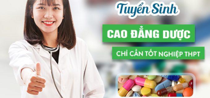 Hồ sơ tuyển sinh Cao đẳng Dược Sài Gòn năm 2018