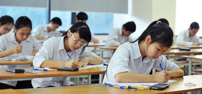 """Bằng mọi cách phải """"bịt lỗ hổng"""" trong kỳ thi THPT quốc gia"""