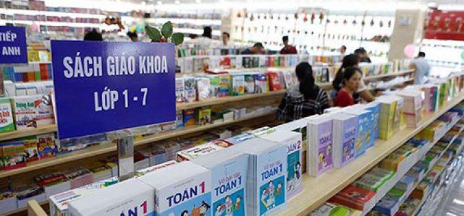 Mỗi năm NXBGDVN lỗ gần 40 tỷ vì sách giáo khoa