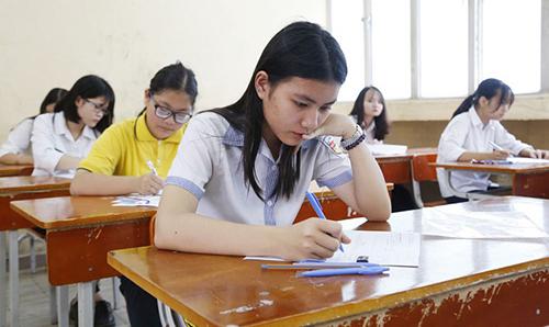 Áp dụng hai hình thức thi vào kỳ tuyển sinh THPT tại Hà Nội