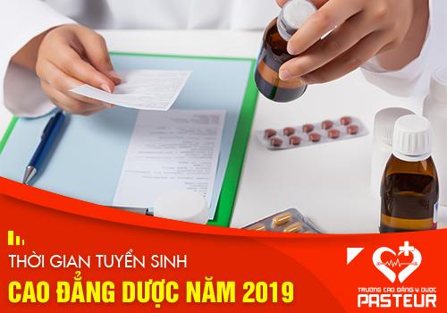 Điều kiện xét tuyển Cao đẳng Dược Sài Gòn năm 2019 như thế nào?