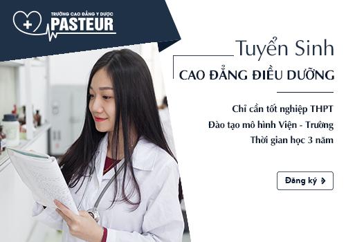 Điều kiện xét tuyển Cao đẳng Điều dưỡng Sài Gòn năm 2019