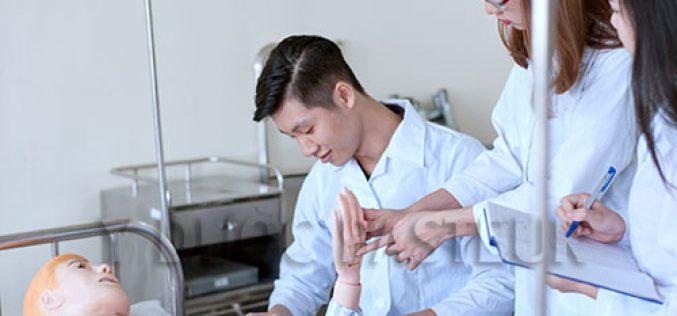 Miễn 100% học phí Cao đẳng Điều dưỡng Sài Gòn năm 2019