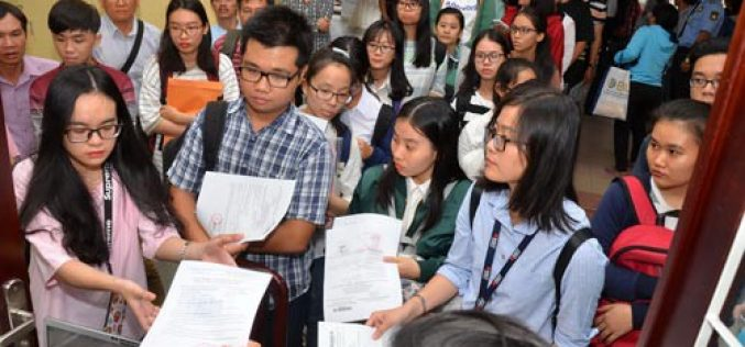 Xét tuyển ĐH bằng môn Giáo dục công dân trong năm 2019