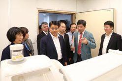 Mới: BV Xanh Pôn trang bị máy chữa ung thư bằng phương pháp tăng nhiệt khối u