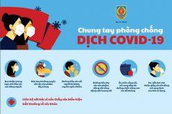 10 biện pháp phòng chống dịch Covid-19 mới được Bộ Y tế khuyến cáo