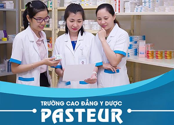 Trường Cao đẳng y dược Pasteur tuyển sinh