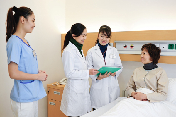 Công việc Điều dưỡng tại Nhật Bản