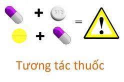 Thận trọng với 5 sự tương tác thuốc gây chết người