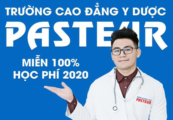 Miễn phí học phí Cao đẳng Dược năm 2020