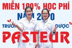 Để được miễn 100% học phí Cao đẳng Dược năm 2020 thí sinh cần làm gì?