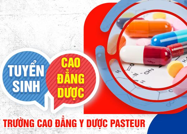 Tuyển sinh Cao đẳng Dược học tại Bình Tân