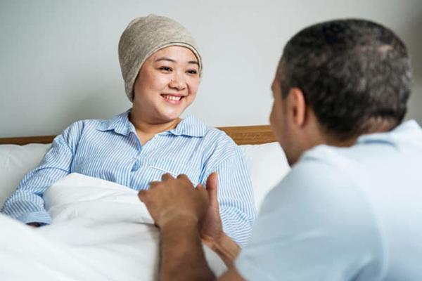 Tâm lý tốt là điều quan trọng đối với người bệnh ung thư