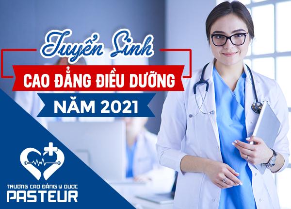 Tuyển sinh Cao đẳng Điều dưỡng năm 2021