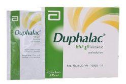 Dược sĩ Pasteur tư vấn cách dùng thuốc Duphalac trị táo bón