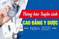 Trường Cao đẳng Y dược Pasteur thông báo tuyển sinh nhiều mã ngành năm 2021